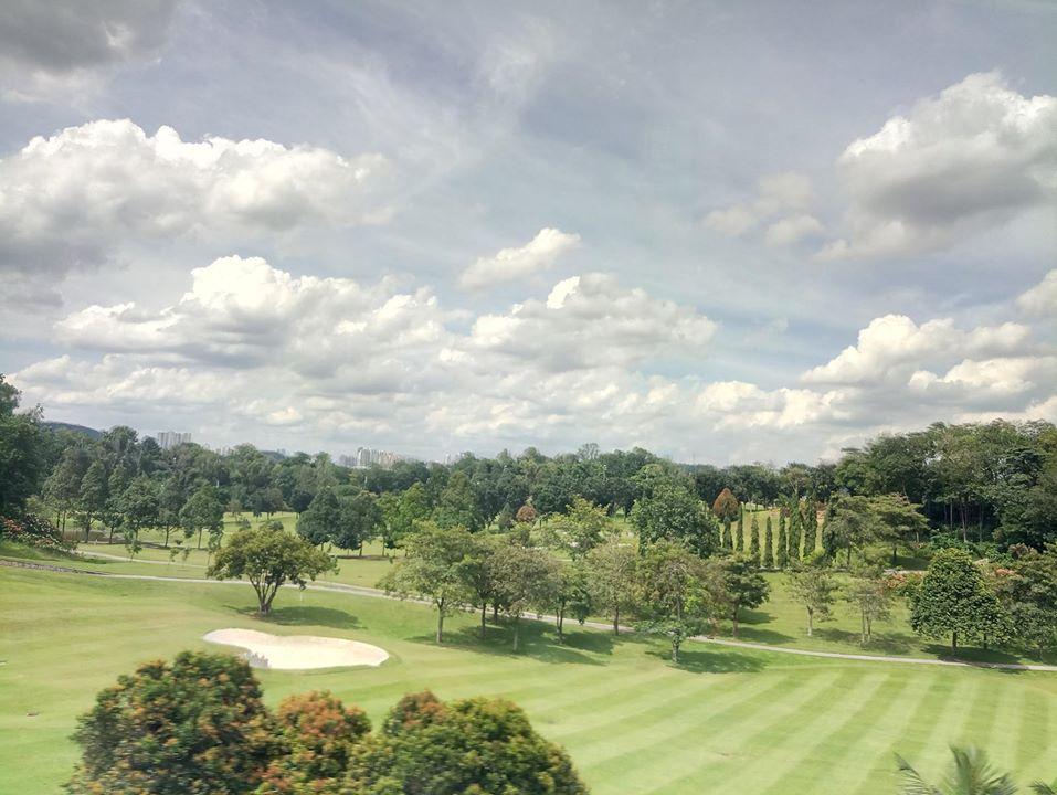 Golf maydoni