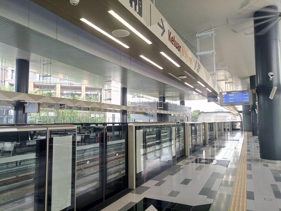 MRT bekati