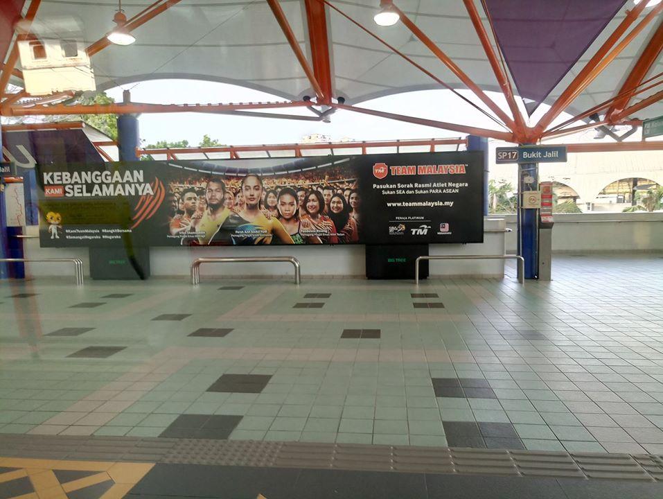 Bukit Jalil stadioni bekati