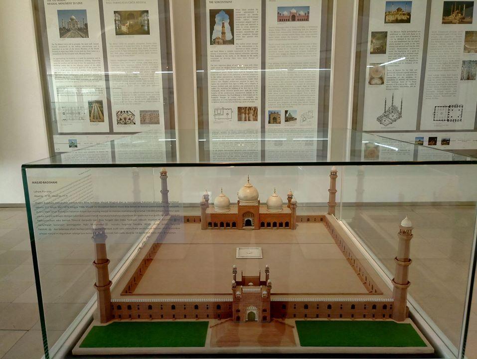 Masjid maketi