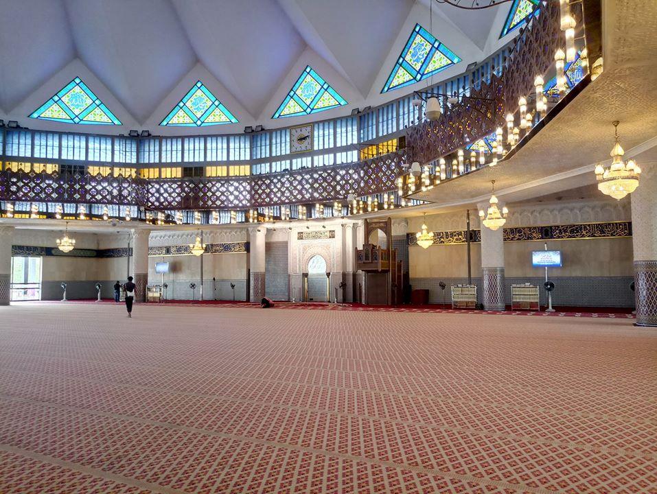 Masjid Negara asosiy binosi