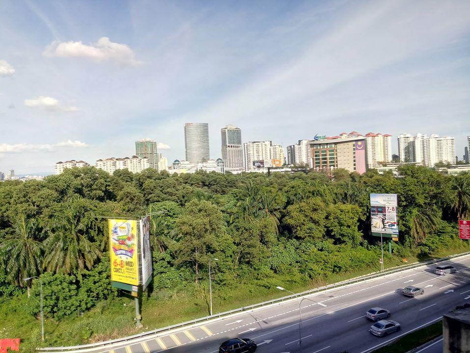 Tabiat va urbanizatsiyaning uyg'unlashuvi