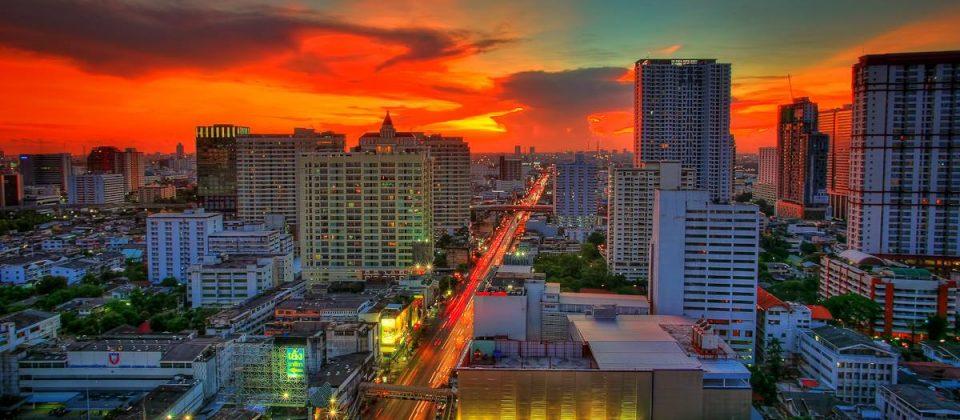 Bangkok binolari
