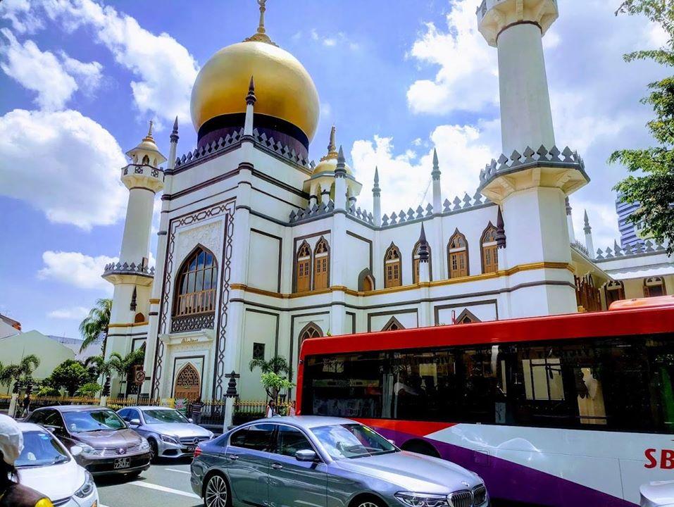 Sulton masjid (Sultan Mosque)