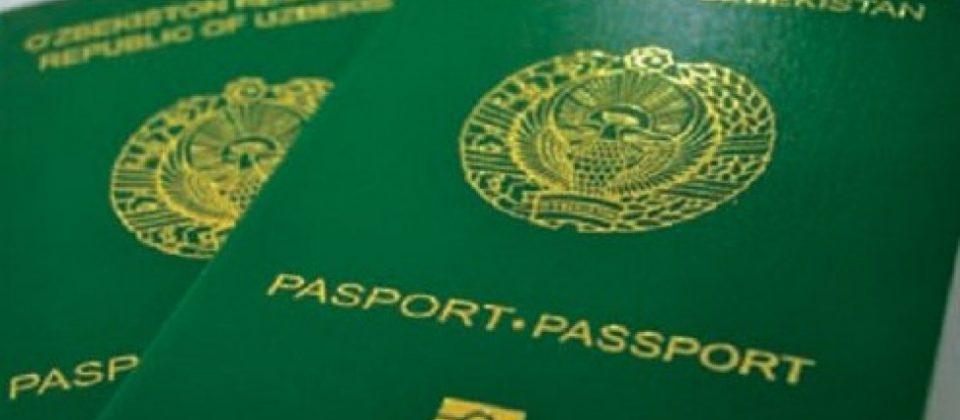 O'zbekiston respublikasi pasporti